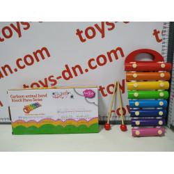 Музыкальная игрушка Ксилофон 1969-18