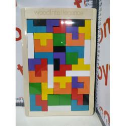 Деревянный тетрис PUZZLE BLOCKS 1969-24