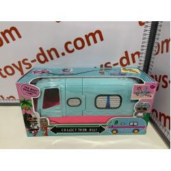 Автобус с куклой А548