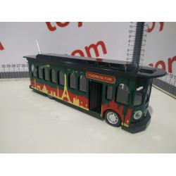 Автобус Classic Tralley Bus 8в1 JT909-2
