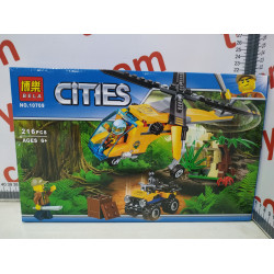 Конструктор CITIES 10709